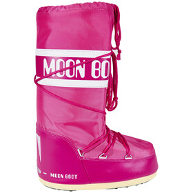 Moon Boot Nylon Støvler pink